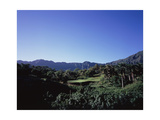Luana Hills Country Club, Hole 3 Regular Photographic Print by Stephen Szurlej