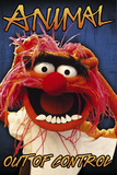 The Muppets-Animal Plakat