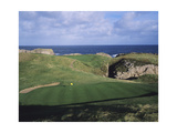Cruit Island Golf Club, Hole 6 Regular Photographic Print by Stephen Szurlej