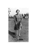 Helen Hicks, The American Golfer January 1931 Regular Photographic Print