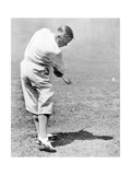 Bobby Jones, The American Golfer on January 1, 1932 Regular Photographic Print