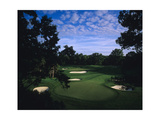 Oak HIll C.C., Holes 3 and 12 Regular Photographic Print by Stephen Szurlej