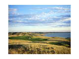 Sutton Bay Golf Club Regular Photographic Print by Stephen Szurlej