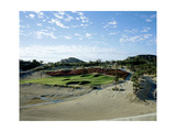 The Palmilla Golf Club,  bunker & arroyo Regular Photographic Print by Stephen Szurlej