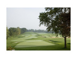 Oakmont Country Club, Hole 18 Photographic Print by Stephen Szurlej
