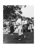 Bobby Jones, 1929 U.S. Open at Winged Foot Golf Club Regular Photographic Print
