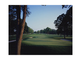 Winged Foot Golf Course West Course, Hole 3 Regular Photographic Print by Stephen Szurlej