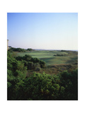 Wild Dunes Golf Course, Hole 18 Regular Photographic Print by J.D. Cuban