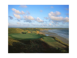 Ballybunion Golf Club Old Course, Holes 4 and 10 Regular Photographic Print by Stephen Szurlej