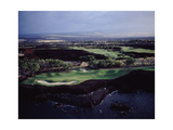 Mauna Lani Resort South Course Regular Photographic Print by Stephen Szurlej