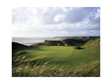 Ballybunion Golf Club Old Course, Ireland Regular Photographic Print by Stephen Szurlej