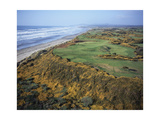 Bandon Dunes Golf Course Photographic Print by J.D. Cuban