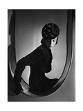 Vogue - December, 1937 Regular Photographic Print by Horst P. Horst