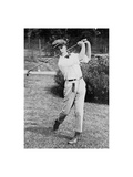 Bobby Jones, The American Golfer September 1930 Regular Photographic Print