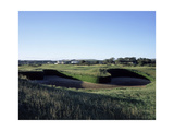 St. Andrews Golf Club Old Course Regular Photographic Print by Stephen Szurlej