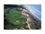 Torrey Pines Municipal Golf Course South Course, Hole 4 Photographic Print by J.D. Cuban