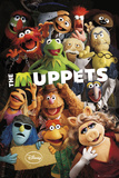 Muppet-Teaser Plakater