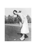 Virginia Van Wie American Golfer November 1934 Photographic Print by  Acme