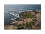 Cabo del Sol Golf Club, Hole 6 Photographic Print by Stephen Szurlej