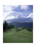Luana Hills Country Club, Hawaii Regular Photographic Print by Stephen Szurlej