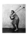 Colleen Moore, The American Golfer November 1930 Regular Photographic Print by Hal Phyfe