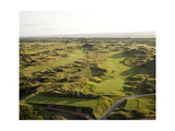 Royal Birkdale G.C., Hole 3 Regular Photographic Print by Stephen Szurlej