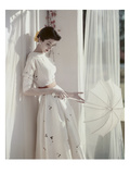 Vogue Photographic Print by Horst P. Horst