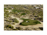 Desert Mountain Renegade Course, Hole 6 Photographic Print by J.D. Cuban