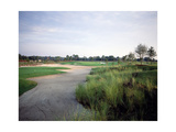 World Golf Village, The King and Bear Golf Club, sand bunker Regular Photographic Print by Stephen Szurlej