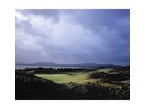 Waterville Golf Club, Hole 18 Regular Photographic Print by Stephen Szurlej