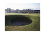 St. Andrews Golf Club Old Course, Hole 17 Regular Photographic Print by Stephen Szurlej