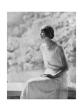 Vogue - November 1924 Regular Photographic Print by Edward Steichen