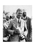 Bobby Jones, 1927 British Open Regular Photographic Print