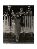 Vogue - November 1926 Regular Photographic Print by Edward Steichen