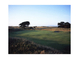 Portmarnock Golf Club Red Course, Hole 4 Regular Photographic Print by Stephen Szurlej