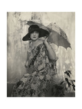 Vogue - May 1924 Regular Photographic Print by Edward Steichen
