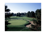 Baltusrol Golf Club, Hole 16 Photographic Print by Stephen Szurlej