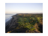 Torrey Pines Municipal G.Cse, South Course Regular Photographic Print by Stephen Szurlej