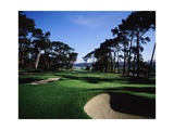 Olympic Club, Hole 10 Photographic Print by Stephen Szurlej
