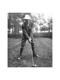 HJ Whigham, The American Golfer May 1928 Photographic Print by Edwin Levick