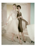 Vogue - March 1955 Regular Photographic Print by Horst P. Horst