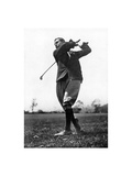 Harry Vardon, The American Golfer March 1931 Photographic Print