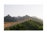Great Wall of China Regular Photographic Print by J.D. Cuban