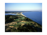 Sebonack Golf Club, Hole 17 Photographic Print by Stephen Szurlej