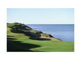 Whistling Straits Golf Club, Hole 13 Regular Photographic Print by Dom Furore