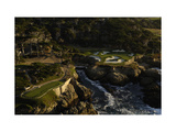 Cypress Point Golf Course Regular Photographic Print by J.D. Cuban