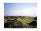 Bandon Dunes Golf Course, Hole 5 Photographic Print by Stephen Szurlej