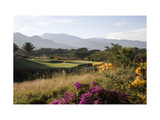 Vista Vallarta Golf Course, Hole 9 Regular Photographic Print by Stephen Szurlej