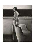 Vogue - November 1933 Reproduction photographique par Edward Steichen