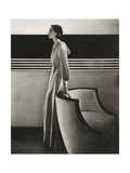 Vogue - November 1933 Photographic Print by Edward Steichen